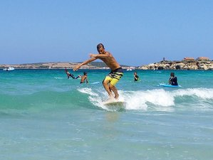 8 Day Exciting Yoga and Surf Camp in Oristano, Sardinia