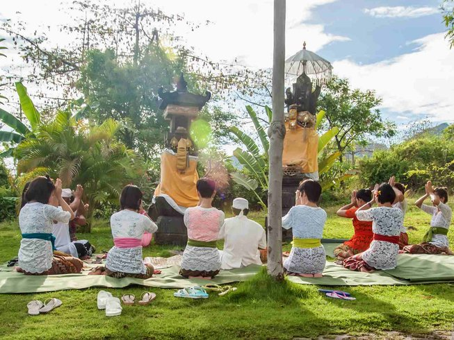 8 Days Dance and Yoga Retreat in Bali
