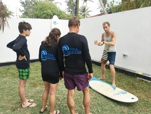 8 Days Guided Surf Camp in Weligama, Sri Lanka