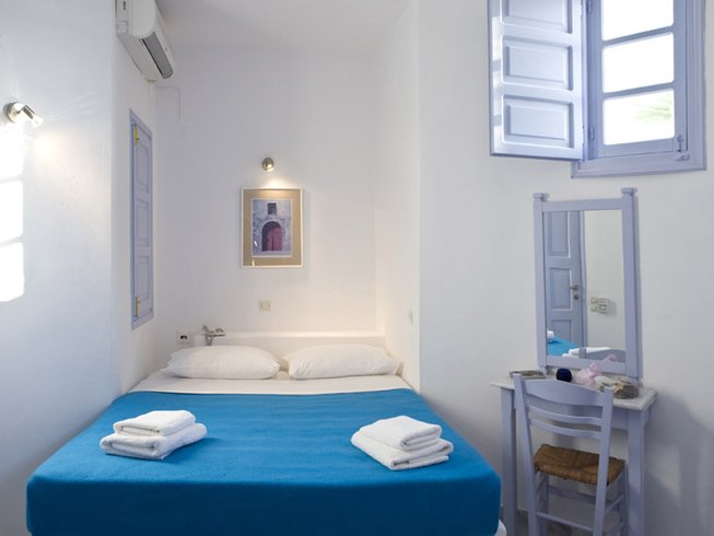 8 días retiro de yoga y Pilates en Santorini, Grecia