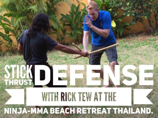 2 Weeks Multi-Martial Arts Therapy & Training Retreat Ko Samui Thailand