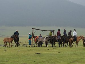13 Day Hiking and Horse Riding Tour in Mongolia