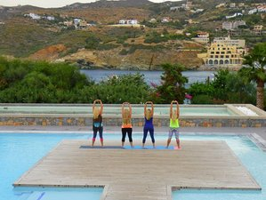 8 Days Wellness and Yoga Retreat in Crete, Greece