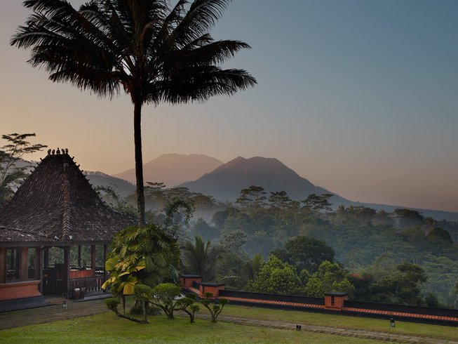 3 Days Yoga Retreat in Central Java, Indonesia