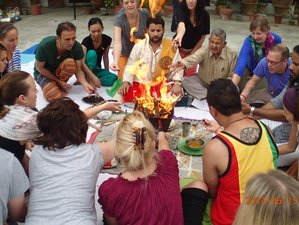 30-Daagse 300-urige Yoga Docentenopleiding in Dharamsala