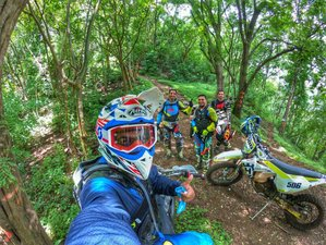 6 Day Ultimate Off-Road and Enduro Adventure Guided Motorcycle Tour in Costa Rica