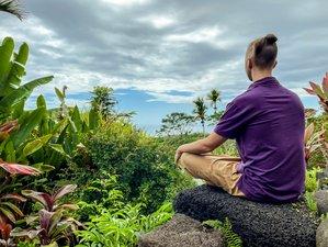 7 Day The Reset Yoga Holiday in Kealakekua, Hawaii