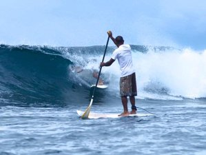 9 Days SUNOVA SUP Surf Camp in Coral Coast, Fiji