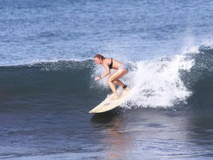 7 Day Surfing for Beginners and Yoga Holiday in Engabao