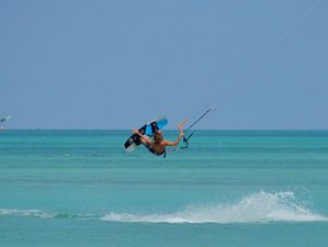 22 Days Amazing Kite Surf Camp and Safari South Africa and Mozambique