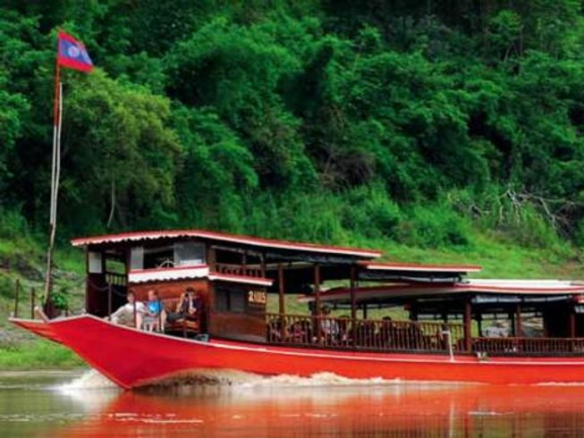 5 Days Culinary Cruise in Mekong River, Thailand-Laos