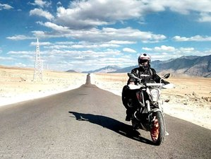 13 Day Ladakh Lakes Special Guided Motorcycle Tour