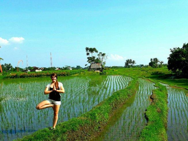 25 Tage 200-Stunden Spirituelle Yogalehrer Ausbildung auf Bali, Indonesien