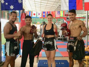 30 Days Fight Camp and Kun Khmer Kickboxing Training in Siem Reap, Cambodia