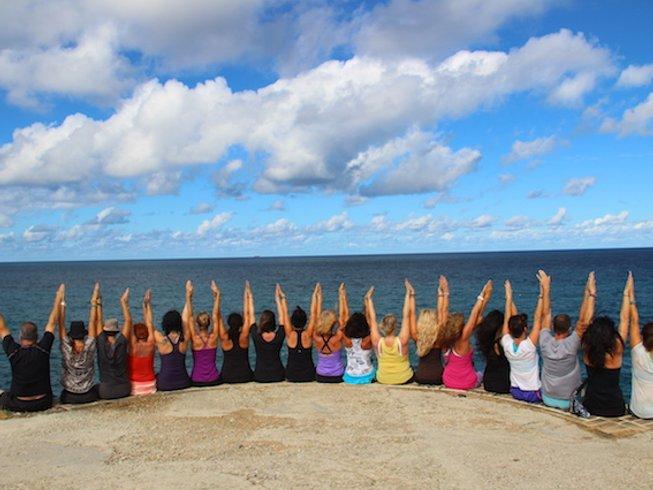 23 Days 200-Hour Meditation and  Yoga Teacher Training in New York