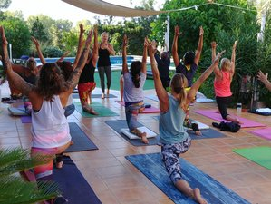 8 Days Soul Tribe Yoga Retreat Ibiza