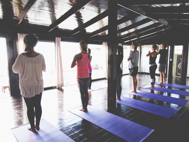 8 Days Yoga Surf Retreat in Morocco