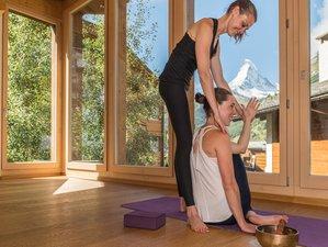 4 Tage Yoga Retreat im 3* Superior Hotel Bella Vista Zermatt, Schweiz