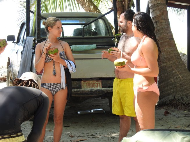 7 días campamento de surf y retiro de yoga en Santa Teresa, Costa Rica