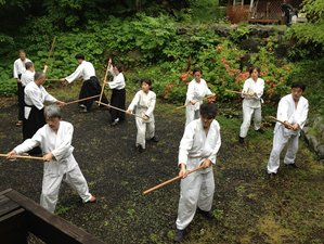 1 Month Live-in Aikido Training in Tokyo, Japan
