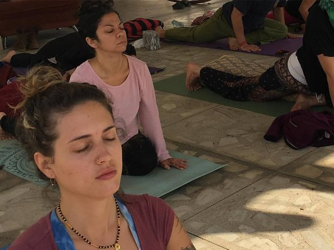 15 Days 100-Hour Yoga Teacher Training, Planetary Activation, and Alignment in Tamil Nadu, India