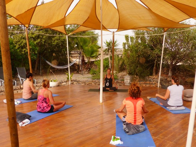 8 Days Cooking, Pilates, and Yoga Retreat in Spain