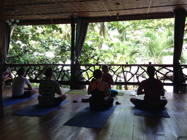4 Days Diving and Yoga Retreat in the Philippines