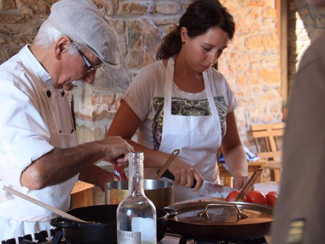 6 Days Cooking Holidays & Wine Tasting in Spain