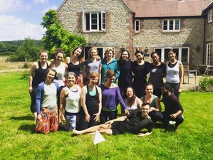 3 Days Warming Weekend Yoga Retreat in the UK