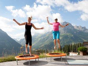 8 Day Mountain Yoga Holiday on The Arlberg, Vorarlberg