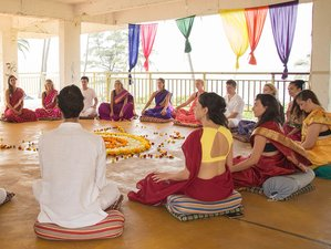 56 Days 500 Hours Intensive Yoga Teacher Training in Goa, India