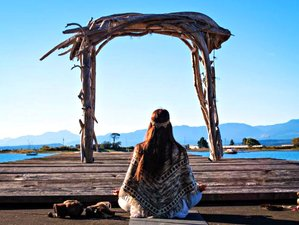3 Tage Göttinen Yoga Urlaub in British Columbia, Kanada
