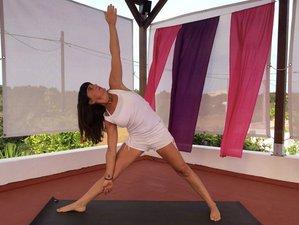 7 jours en stage de yoga et méditation à Ibiza, Espagne