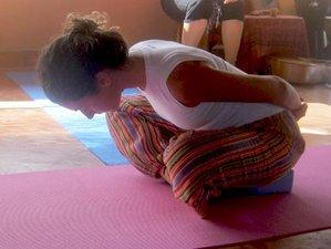 10 Days Detox, Meditation, and Yoga Retreat in Xochicalco, Mexico