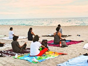 7 Days Soul Purification - Spiritual Yogic Lifestyle, Yoga Meditation Retreat in Tulum, Mexico