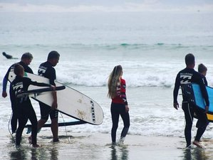 11 Days Deluxe All-Level Surf Camp with Excursions in Jeffreys Bay, South Africa
