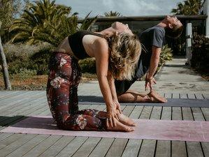 6 Day Yoga Package: The Vegan Surf 'n' Yoga Retreat in Fuerteventura
