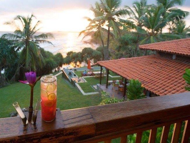 8 días retiro de yoga y Ayurveda en la playa en Dickwella, Sri Lanka