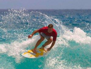 8 Days Private Surfcamp Bali