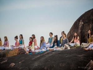 12 Day 100 Hours Divine Feminine Women Yoga Teacher Training in Goa