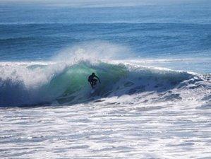 8 Day Surfcamp with 9 Pies Surfschool in El Palmar, Cadiz