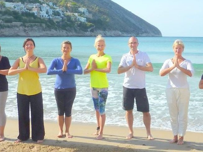 7 Days Walking and Yoga Retreat in Spain