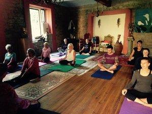 30 días de meditación y retiro de Karma yoga en Alemania