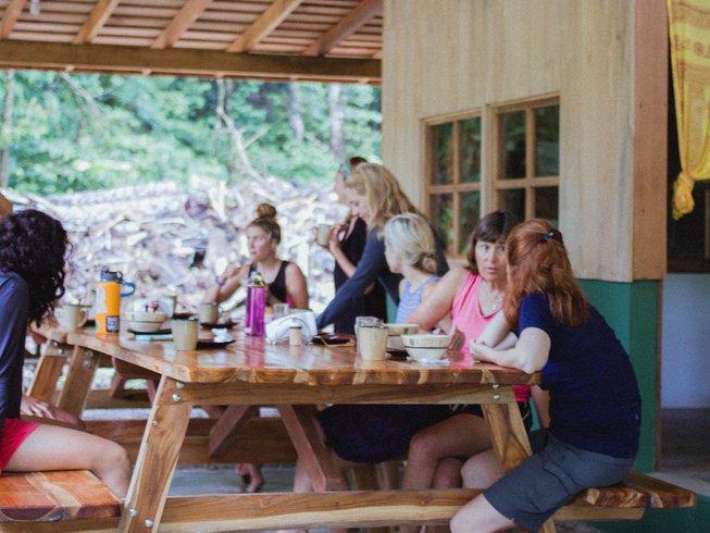 7-Daagse Relaxte en Vernieuwende Yoga Retraites in Costa Rica