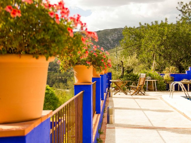 6 Days New Year Cooking and Yoga Retreat in Valencia, Spain