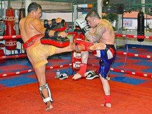 7 days of Muay Thai Training in Pattaya, Thailand