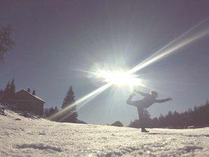 4 Tage Achtsamkeits- und Persönlichkeitsstärkung, Meditation, Yoga, Wandern in Pontresina, Schweiz
