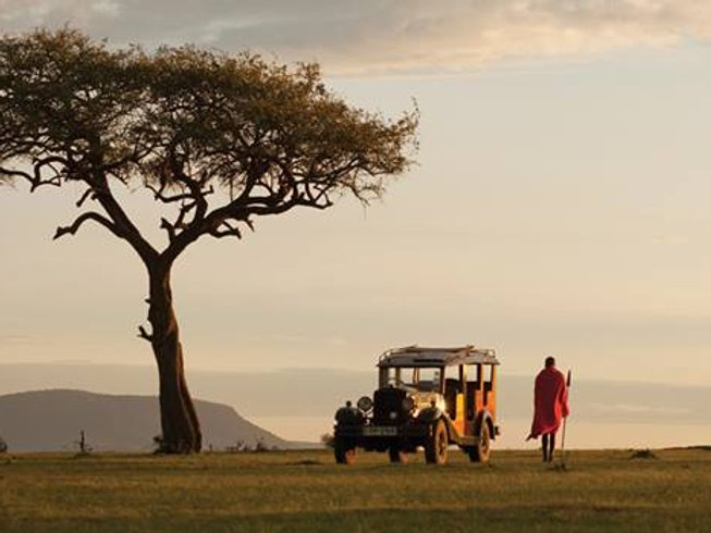 4 Days Lake Nakuru and Maasai Mara Safari Tour in Kenya, East Africa