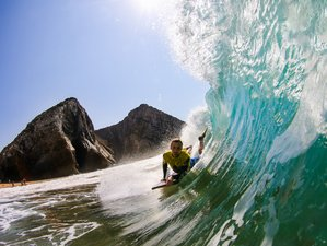8 Days Amazing Bodyboard Surf Camp in Colares, Lisbon, Portugal