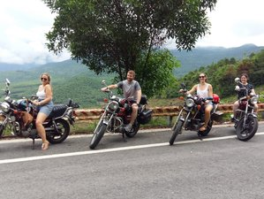 2 Days Guided Beautiful Vietnam Motorcycle Tour From Hue to Prao and Hoi An